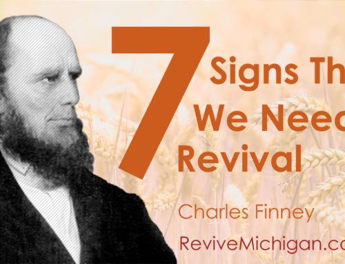 7 Signs That We Need Revival